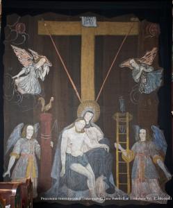 Pieta pod krzyżem