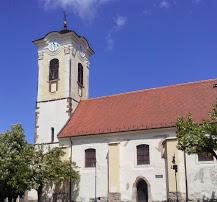 kościół św. Jana w Szentendre