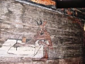 diabeł z cyrografem, fot. B.Juźwa