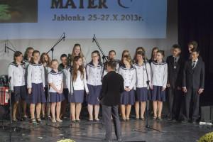 chór z Krakowa w 2013, zdj. www.loprez.pl