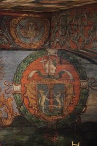 herb abpa Lippaya w Orawce, zdj. x.Z.Pytel